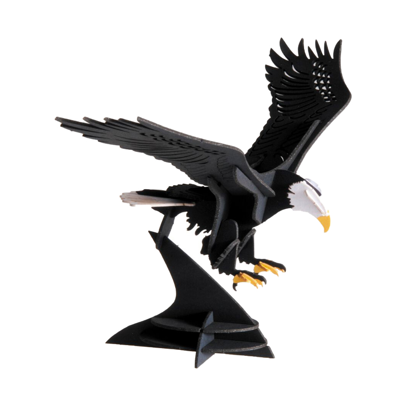 3D модель Орел (Eagle) Fridolin